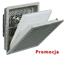 Wentylator filtrujący PF 42.500 EMC – IP 54 εCOOL