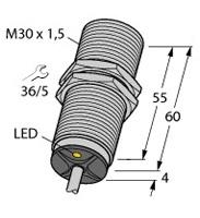BI10-M30-AP6X Turck Czujnik indukcyjny